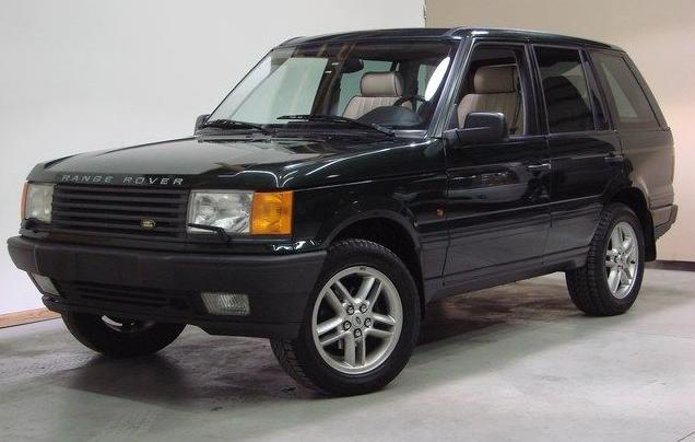 2nd Generation Range Rover