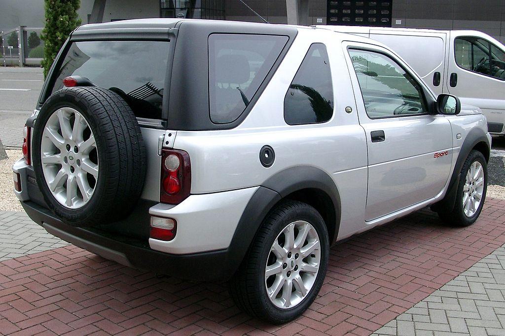 Land Rover Free Lander 2