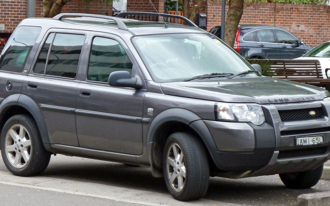 Facts About The Land Rover Freelander