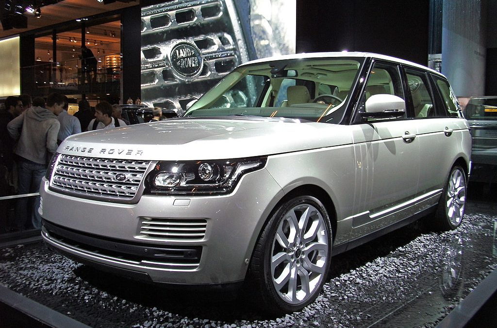 Facts About The Range Rover